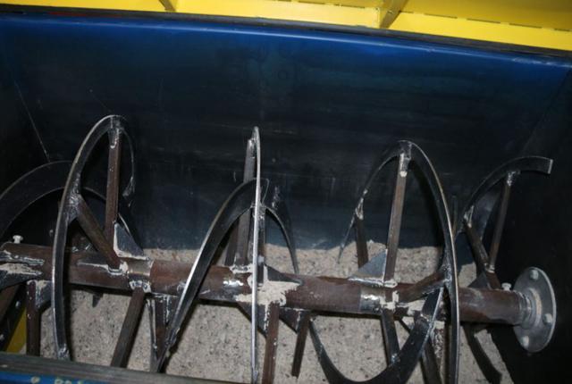 Смесительная установка для производства кормов (премиксов) (фото 5)