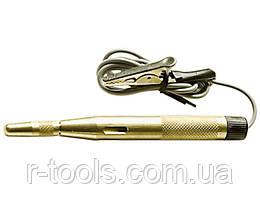 Пробник автомобильный 6-24 в 110 мм металлический корпус SPARTA 555105