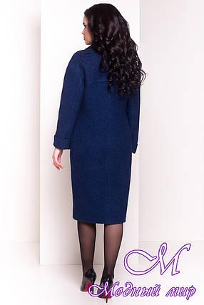 Женское удлиненное демисезонное пальто (р. S, M, L) арт. Джани 4676 - 33839, фото 2