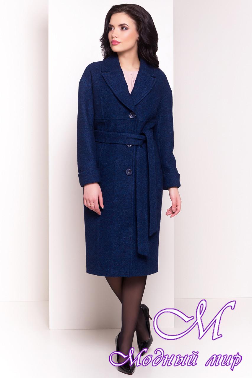 Женское удлиненное демисезонное пальто (р. S, M, L) арт. Джани 4676 - 33839