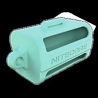 Магазин для аккумуляторов, мультизадачный Nitecore NBM40 (4х18650), зеленый