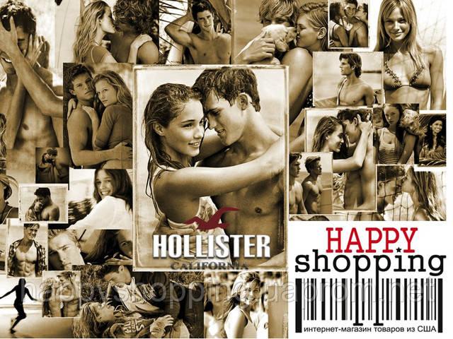 Hollister – это молодость, свобода, драйв