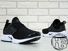 Мужские кроссовки реплика Nike Air Presto Black/White 846290-011, фото 3