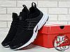 Мужские кроссовки реплика Nike Air Presto Black/White 846290-011, фото 5