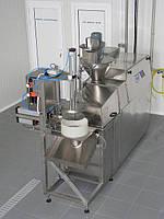Агрегат для термомеханической обработки сырной массы, чеддеризатор