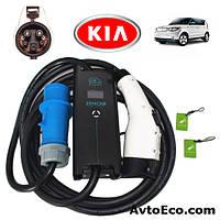 Зарядное устройство для электромобиля KIA Soul EV Zencar J1772 32A