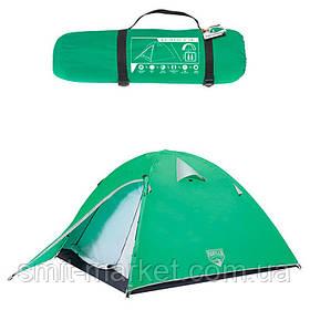 BW Палатка 68009  (70+200)х200х120см, 2-местная