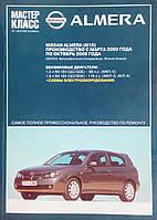 NISSAN ALMERA  N16   Модели 2000-2006 гг.   Руководство по ремонту и эксплуатации, фото 1
