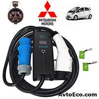Зарядное устройство для электромобиля Mitsubishi i-MiEV Zencar J1772 32A, фото 1