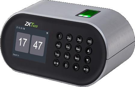 Биометрический терминал УРВ ZKTeco D1  + Wi-Fi