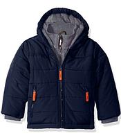 Зимняя куртка Rothschild (США) синяя для мальчика от 3 до 7 лет