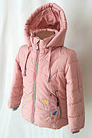 Курточки для девочек модные весенние интернет магазин, фото 1