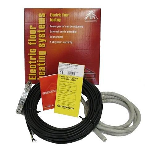 Нагревательный кабель Arnold Rak Premium 10,0-15,4 м2