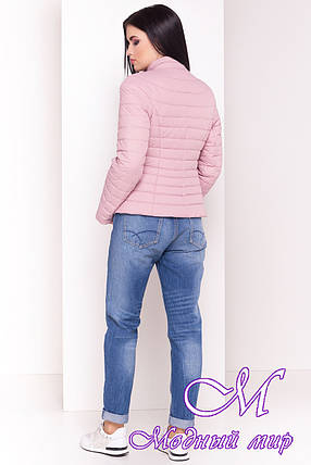 Стильная женская куртка весна-осень (р. XS, S, M, L) арт. Флориса 4560 - 21642, фото 2