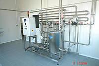 Пастеризационные установки для молока