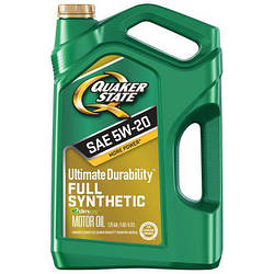 Quaker State Ultimate Durability Full Synthetic 5w20 0,946л