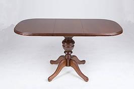Стол обеденный раскладной Триумф орех