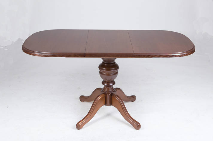 Стол обеденный раскладной Триумф орех, фото 2