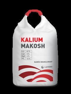 Минеральное удобрение KALIUM Makosh (Luvena) - 500 кг