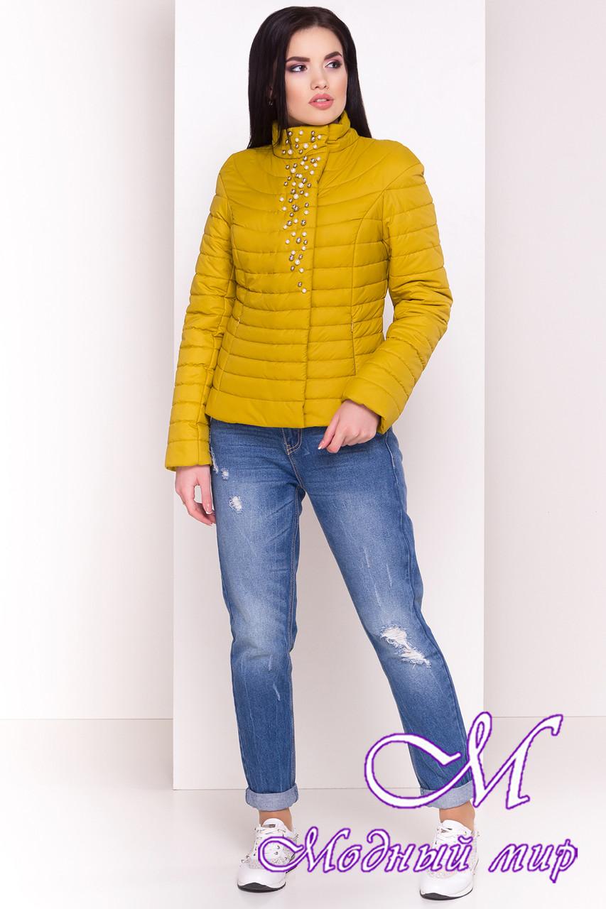 Красивая женская куртка весна-осень (р. XS, S, M, L) арт. Флориса 4560 - 21643