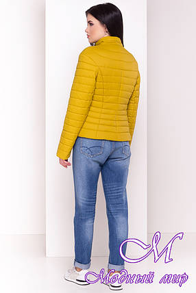 Красивая женская куртка весна-осень (р. XS, S, M, L) арт. Флориса 4560 - 21643, фото 2