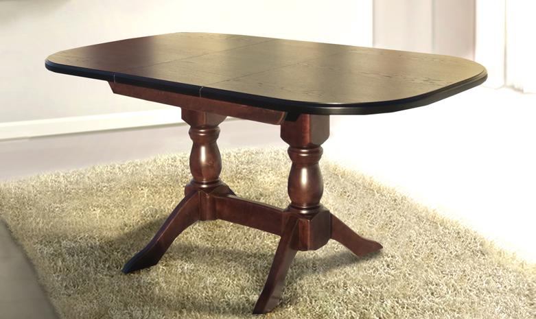 Стол обеденный раскладной Орфей 120, фото 2