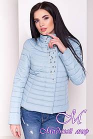 Короткая демисезонная куртка женская (р. XS, S, M, L) арт. Флориса 4521 - 21623