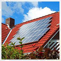 """Сонячна електростанція 10kW під """"Зелений тариф"""", комплект оптимальний, фото 3"""