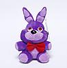 5 ночей с Фредди Плюшевая мягкая игрушка Бонни Аниматроники. Фнаф fnaf 15см