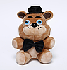 5 ночей с Фредди Плюшевая мягкая игрушка Фреди Аниматроники Фнаф fnaf