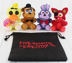 5 ночей з Фредді м'яка Плюшева іграшка Аніматроніки Фнаф fnaf