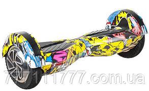 """Гироборд гироскутер Smart Balance Wheel Simple 8"""" Hip-Hop +Баланс +Апп +сумка Гарантия!"""