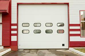 Промышленные ворота Alutech 3750х3085 мм