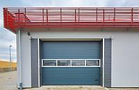Промислові ворота Alutech 4000х3085 мм, фото 1