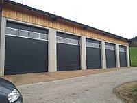 Промышленные ворота Alutech 3000х3085 мм, фото 1