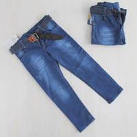 Детские джинсы для мальчиков с ремнем Турция размер 12 лет