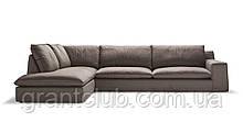 Винтажный модульный раскладной диван THEO фабрика ALBERTA (Италия)