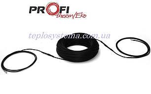 Одножильный нагревательный кабель Profi Therm Eko плюс 23 2675 Вт  для систем антиобледенения, фото 2