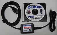 Набор для диагностики гидроциклов и двигателей, Yamaha YDS v1.33 сканер кабель ПО