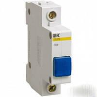 Сигнальная лампа ЛС-47М (синяя) (матрица) IEK MLS20-230-K07