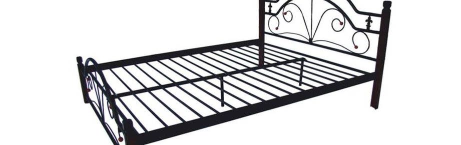Металлическая ламель усиленная 45 мм для кровати Скамья, фото 2