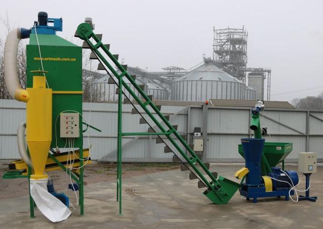 Гранулятор корма 380 В, 22 кВт. (фото 3)