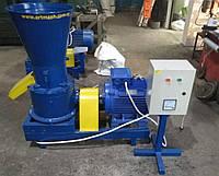 Гранулятор пеллет 380 В, 22 кВт.