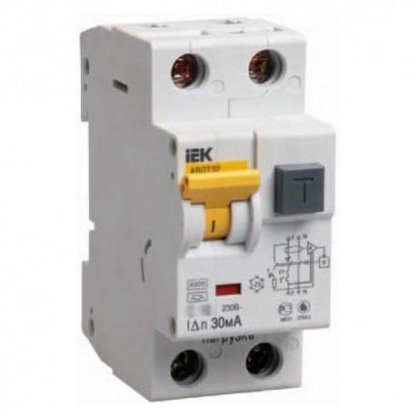 Дифференциальный автоматический выключатель (63 A,100 mA,A) IEK MAD22-5-063-C-100