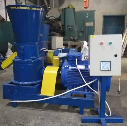 Гранулятор опилки 380 В, 22 кВт., фото 2