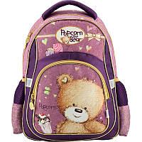 Рюкзак школьный KITE 2018 Popcorn Bear 518 (PO18-518S)