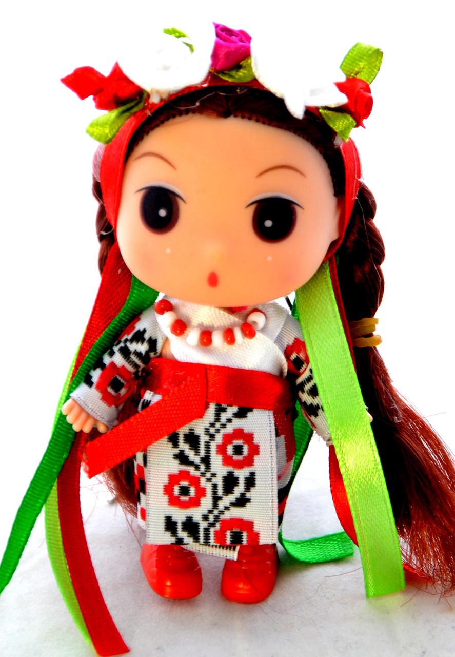 """Брелок куколка маленькая """"Украиночка"""""""