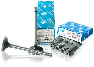 Клапан впускной IN VAG 27.2*6*100.5 (пр-во KS) 331055