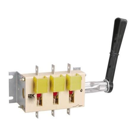 Выключатель-разъединитель ВР32И-31A31240 100А передняя рукоятка IEK