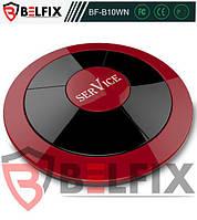 Кнопка вызова официанта и персонала BELFIX-B10WN, фото 1